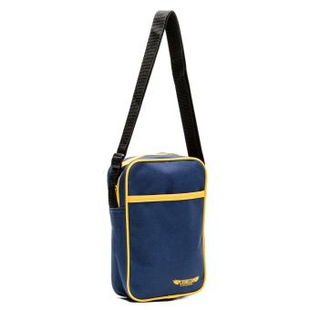 Crimson Men's Aviation Series Sling Bag (Blue) - 2