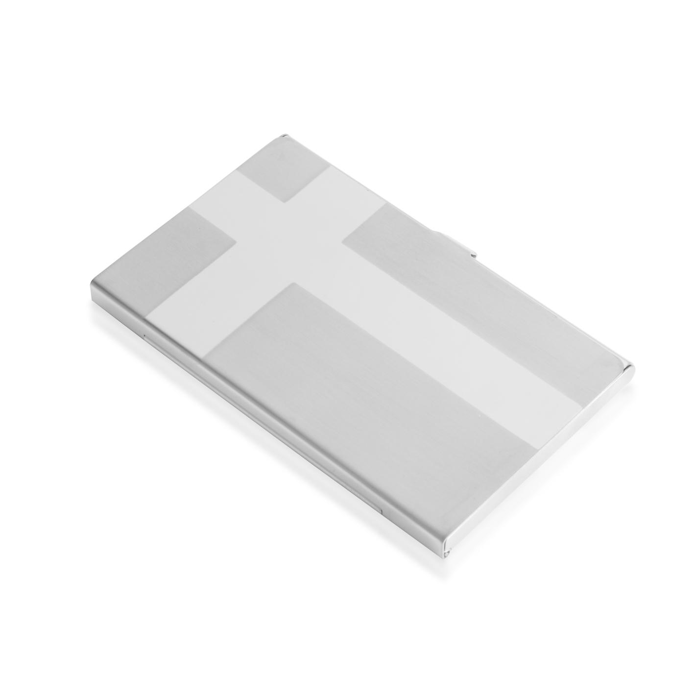 Philippines cross pattern flat flip style business card holder cross pattern flat flip style business card holder business card box reheart Images