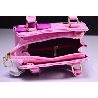 Cute Girl Hello Kitty Handbag Bag/Sling Bag (White) - 3