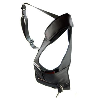 Cyber Anti-Theft Hide Underarm Shoulder bag Holster (Black) - picture 3