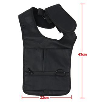 Cyber Anti-Theft Hide Underarm Shoulder bag Holster (Black) - picture 2