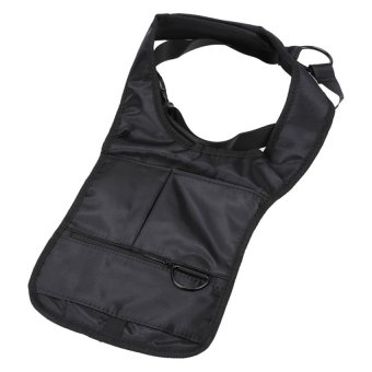 Cyber Anti-Theft Hide Underarm Shoulder bag Holster (Black)