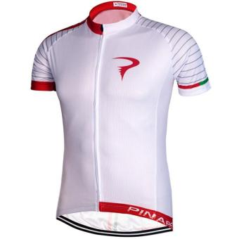 Cycling Bicycle Bike Outdoor Jersey + Shorts Short SleevesBreathable Riding Clothes Pants - intl - 3