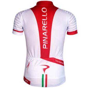Cycling Bicycle Bike Outdoor Jersey + Shorts Short SleevesBreathable Riding Clothes Pants - intl - 4