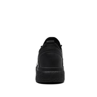 CYOU Running Shoes Light Weight Mesh Sports Shoes Jogging Sneakers For Man Outdoor Flat Walking Trend Shoes Kasut Lelaki (Black) - intl - 4