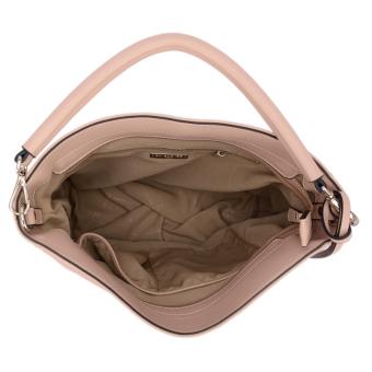 DAVIDJONES Women Synthetic Leather Shoulder Bag Hobo Bag - intl - 5