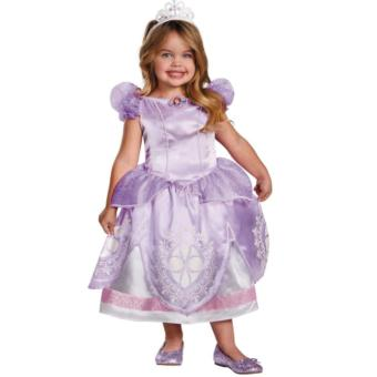Disguise Girls Sofia the First Deluxe Costume