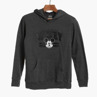 Disney Mickey Mouse Boys Teens Hoodie (Grey)