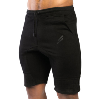 Dr. outdoor muscle fitness summer shorts (Black) (Black)