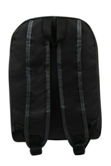 Durable Foldable Casual Backpack (Black) - picture 2