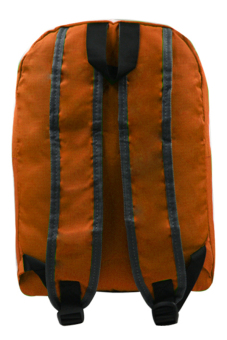 Durable Foldable Casual Backpack (Orange) - picture 2