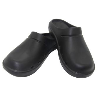 Duralite Sandals Kyle Men Everyday Closed Black Shoes Walking Comfortable Work Rain Hiking Beach Chef Cooking Wear - 3