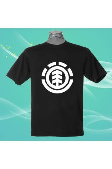 Element For Life Hip Hop O Neck 100% Cotton Camiseta Unisex ShortSleeve T Shirt- Intl