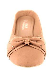Elena A577-7 Dollshoes (Bronze)
