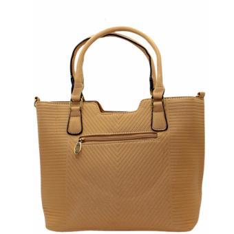 Elena X-11031 Premium Bag Set (Apricot) - 4