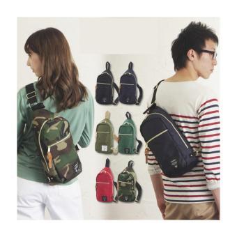 ( Elite ) Anello Sling Bag / Backpack / Unisex Sling Bag - Black - 2