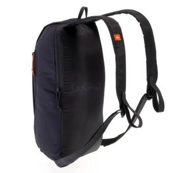 EsoGoal Sports Kids Adults Outdoor Backpack Mini Small Bookbags 10L -Black - intl - 4