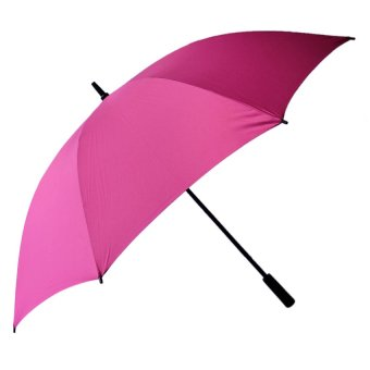 Esprit Umbrella Golf Solid Umbrella (Pink)