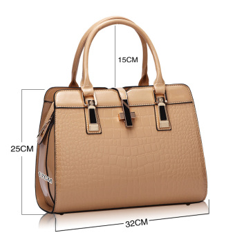European and American female New style winter mommy bag (Khaki)