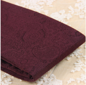 Exquisite Korean-style Swan Velvet Spring and Autumn and porous pantyhose socks stockings (Purplish red color (Special price))