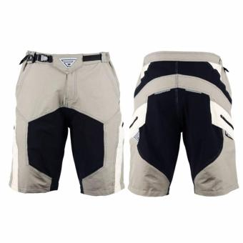 Extreme Assault Blaster 2 Multi Purpose Biking Short (Khaki/Black)