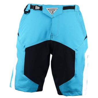 Extreme Assault Blaster 3 Multi Purpose Biking Short(L.Blue/Black/White) - 5