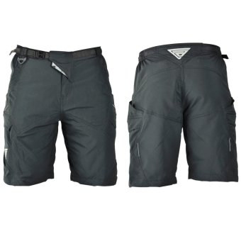 Extreme Assault Endurance 1 Multi Purpose Biking Short (Black)