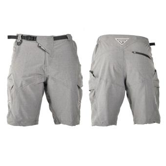 Extreme Assault Endurance 3 Multi Purpose Biking Short (Gray)