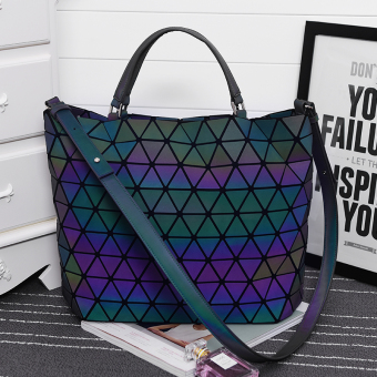 Famous New style geometric folding bucket bag (Yeguang) (Yeguang)