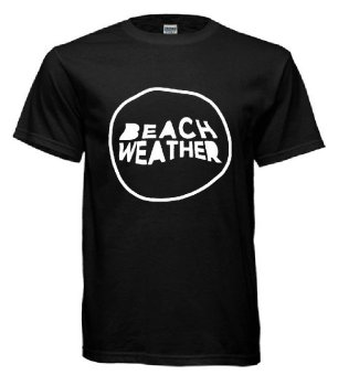Fan Arena Band Series 8123 Beach Weather T-Shirt (Black)