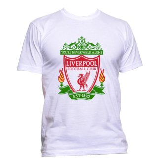 Fan Arena European Football Liverpool Inspired T-shirt (White)
