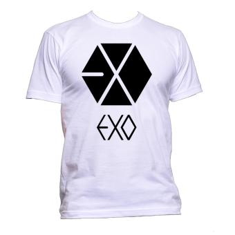Fan Arena EXO Inspired T-shirt (White) Price Philippines