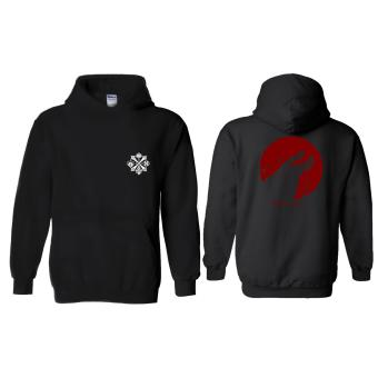Fan Arena Monster Hunter Inspired Savage Deviljho Hoodie (Black) Price Philippines