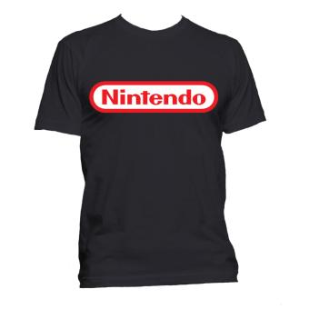 Fan Arena Nintendo Inspired T-shirt (Black) Price Philippines