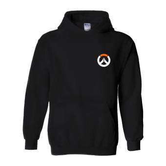 Fan Arena Overwatch Inspired Pocket Hoodie (Black) Price Philippines