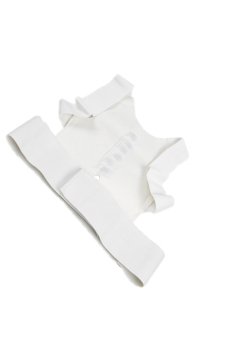 Fancyqbe Posture Spinal Correction Tape White - picture 2