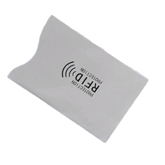 Fancyqube Hot Sale RFID Blocking Credit Card Passport SleeveIdentity ID Protector Anti Theft Scam - intl