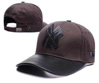 Fashion Caps Adjustable Baseball Hats for Men Women Hip HopBaseball Cap - intl