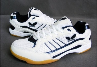Fashion Men and Women's Professional Badminton Shoes Comfortable and Anti-skid Couples Table Tennis Sneakers Plus Size 36-46 - intl - 3