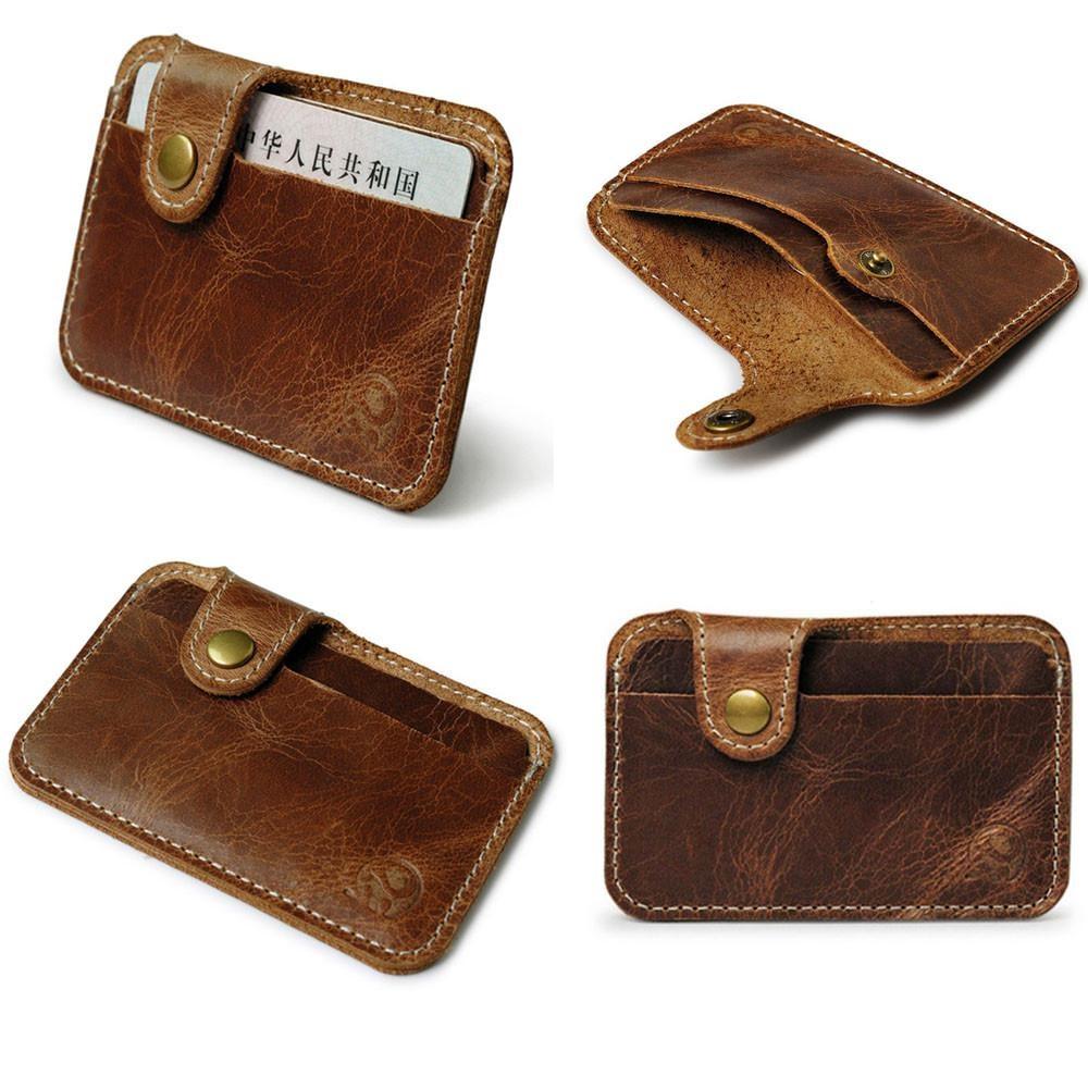 ... Fashion Money Clip Slim Credit Card ID Holder Wallet Money Cash Holder - intl ...