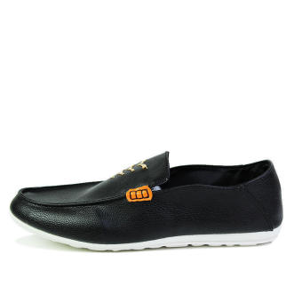 Fashion New Soft Loafers (Black) - picture 2