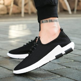 Fashion Sneakers, Street Leisure Series Tide Shoes, Men's Fashion -intl Price Philippines