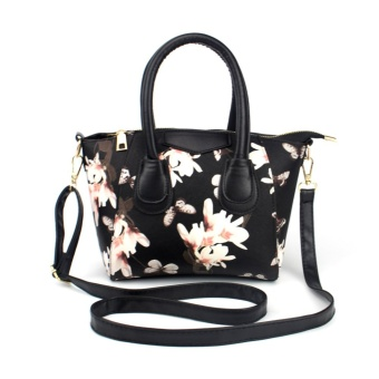 Fashion Women Leather Handbag Shoulder Bag - intl - 3