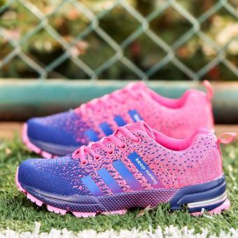 Fashion Women Sneakers Casual Running Shoes(purple) - intl - 2