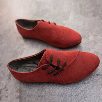 Fashion Womens Classics Casual Shoes Oxfords Loafers Sneaker Low Flats Heeled