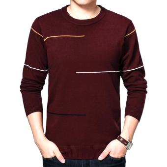 Fashionista Line Fashionable Sweater (Maroon) Price Philippines