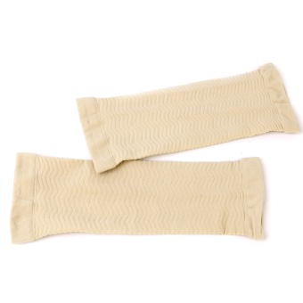 Fat Buster/Calorie Off Massage Slimming Shaper For Arms (Beige) - picture 2