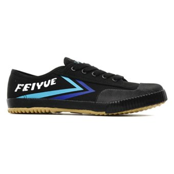 Feiyue Fe Lo (Black/Blue/White)