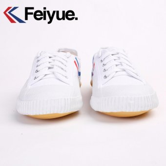 Feiyue Retro Classic Running Shoes (White) - intl - 4