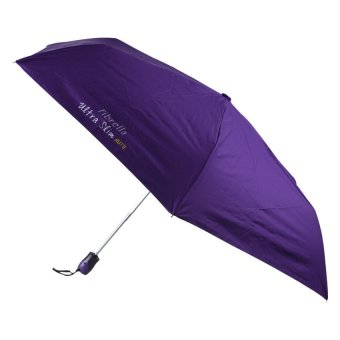 Fibrella UltraSlim Automatic Umbrella F00390 (Violet)